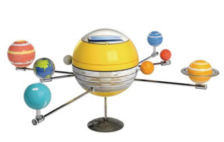 Solar Powered Solar System Kit