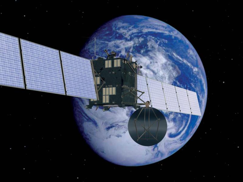 Rosetta Orbiter