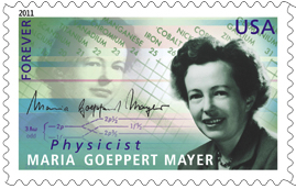 Maria-goeppert-mayer