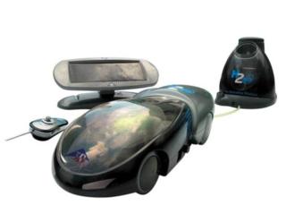 H2GO Hybrid Vehicle